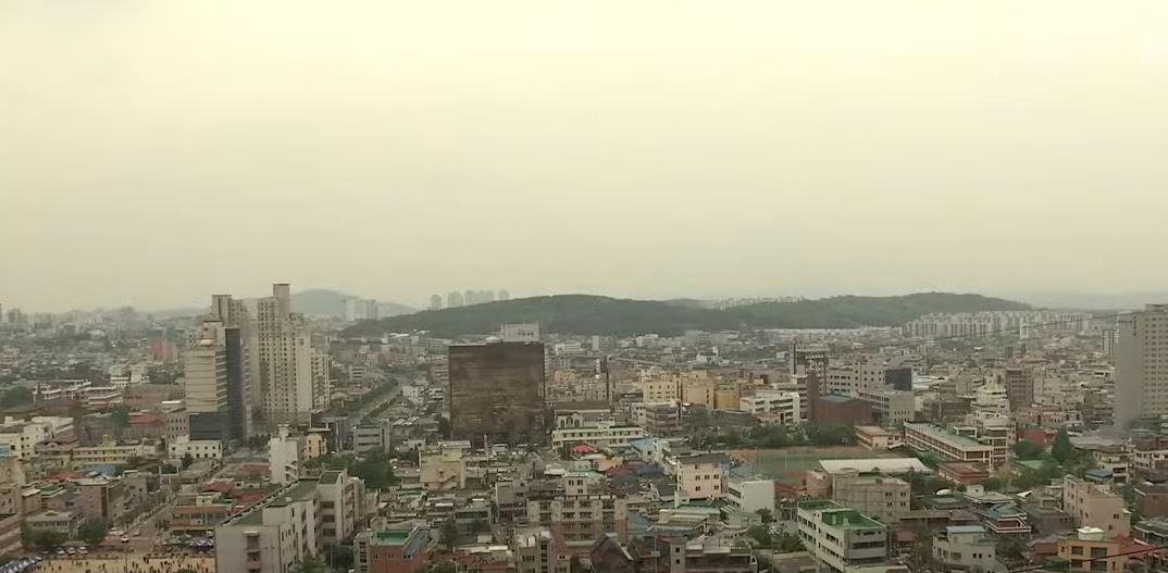 [충북 전역 미세먼지 특보 발령] 뉴스 이미지