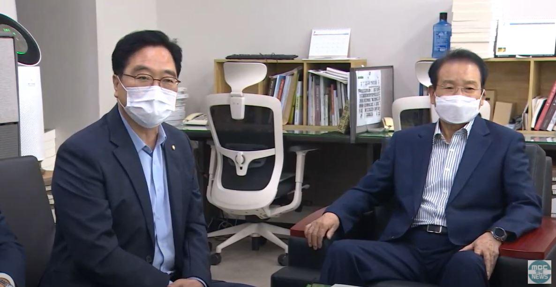 [[Q&A]'이재명 캠프 사령탑' 변재일 국회의원 기자간담회] 뉴스 이미지